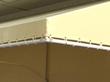 防炎・防水テント