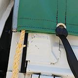 絞りロープ加工